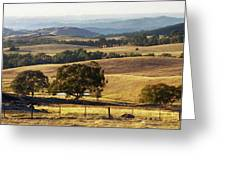 Victoria Countryside Layers Greeting Card