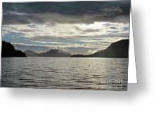West Coast Islands Greeting Card