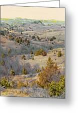 West Dakota Hills Reverie Greeting Card
