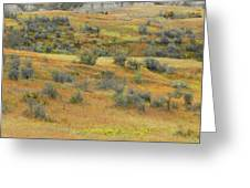 Western Edge September Reverie Greeting Card