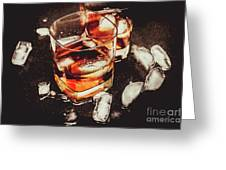 Wet Bar Greeting Card