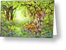 Wildflower Delight Greeting Card