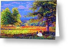 Wildflower Fields Greeting Card