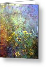 Wildflower Tangle 5694 Idp_2 Greeting Card