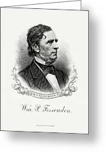 William P. Fessenden Greeting Card
