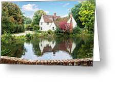 Willy Lott's House Greeting Card