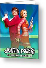 Austin Powers The Spy Who Shagged Me 1999 Digital Art By Geek N Rock