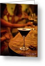 Espresso Martini Cocktail Drink In Cozy Dark Bar Interior Photograph By Jm Travel Photography