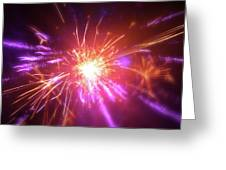 Explosion of Light - Greeting Card Product by Matthias Zegveld