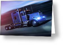 Good Old Truck - Greeting Card Product by Matthias Zegveld