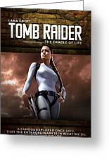 Lara Croft Tomb Raider The Cradle Of Life 2003 Digital Art By