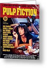 Pulp Fiction 1994 Digital Art By Music N Film Prints