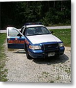 Georgia State Patrol Metal Print