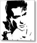 # 1 Gregory Peck Portrait. Metal Print