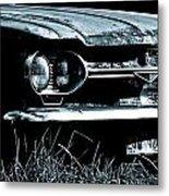 1964 Corvair 500 Metal Print