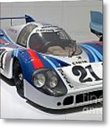 1971 Porsche 917 Lh Coupe Metal Print