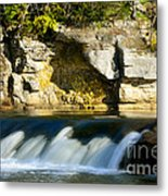 A Quiet Place  Waterfall Metal Print