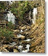 Amacola Falls Metal Print