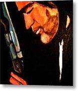 Antonio Banderas Metal Print