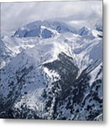 Argentina. Andes Mountains Metal Print by Anonymous