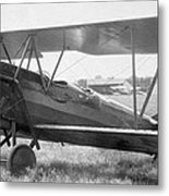 Beech Travelaire With Ox-5 Engine Metal Print