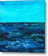 Body Of Water Metal Print