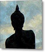 Buddha 29 Metal Print