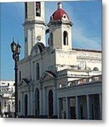 Catedral Mi Ciudad. Metal Print