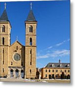 Cathedral Of The Plains Metal Print
