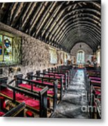 Church Of St Mary Metal Print