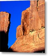 Courthouse Towers Metal Print