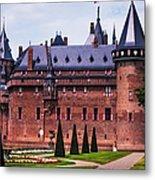 De Haar Castle 4. Utrecht. Netherlands Metal Print