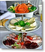 Decorative Food Metal Print