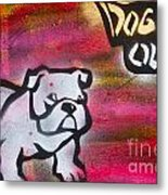 Dogged Out 1 Metal Print