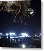 Fans From Space Metal Print