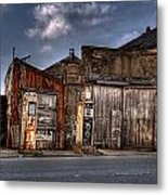 Fill 'er Up Metal Print