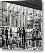 Ground Zero Metal Print by Wayne Gill