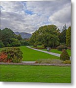 A Irish Garden Metal Print by Pro Shutterblade