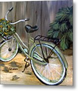 My Way Metal Print by Sharon Burger