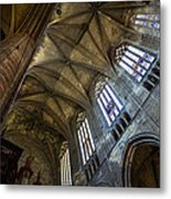 Narbonne Cathedral Metal Print