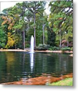 Norfolk Botanical Gardens 2 Metal Print