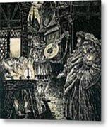 Poster Of The Mastersingers Of Nuremberg  Metal Print