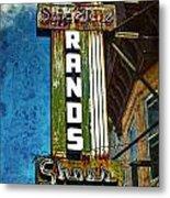 Rands Metal Print by Wayne Gill