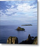 Russian Far East Metal Print by Anonymous