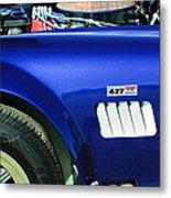Shelby Cobra 427 Engine Metal Print