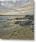 Skerries Ocean View Metal Print