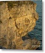 Sphinx...bahamian Natural Landscpe Metal Print