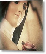 St. Therese Metal Print