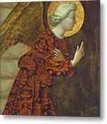 The Archangel Gabriel Metal Print