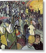 The Arena At Arles Metal Print